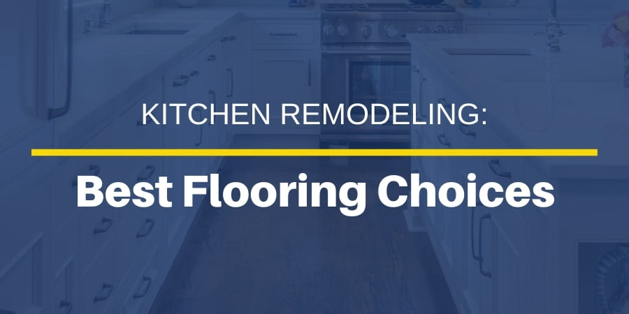 Best Flooring Choices for Your New Jersey Kitchen Remodel | JMC Home Improvement Specialists