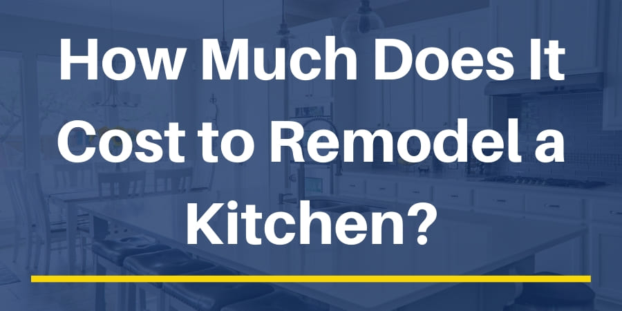 How Much Does It Cost to Remodel a Kitchen in New Jersey?