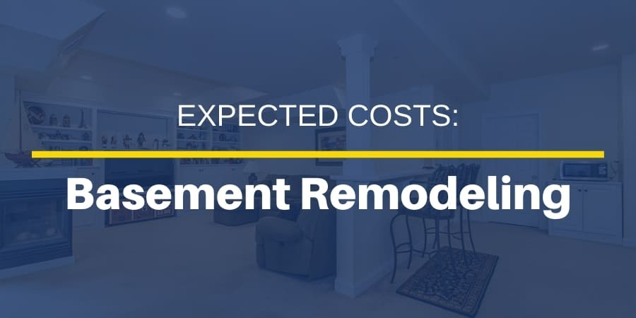 How Much Does Remodeling a Basement in New Jersey Cost? | JMC Home Improvement Specialists