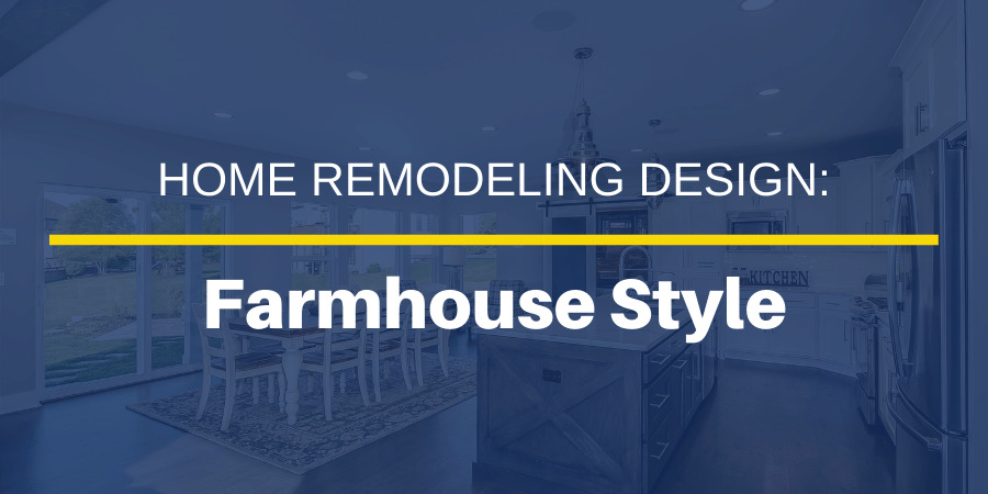 Key Elements of Incorporating Farmhouse Style