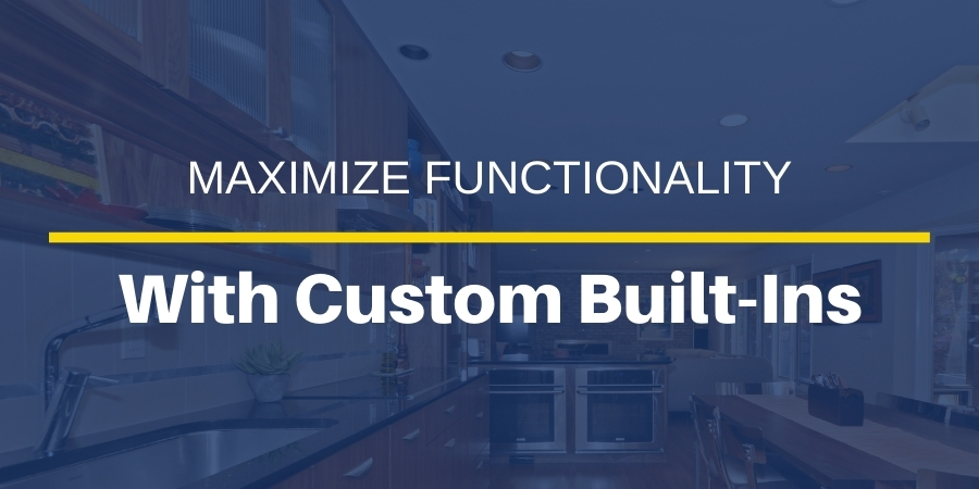 Maximize Functionality in Your Home with Custom Built-Ins | JMC Home Improvement Specialists