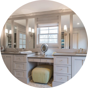Timeless Bathroom Remodeling Trends Statement Mirror