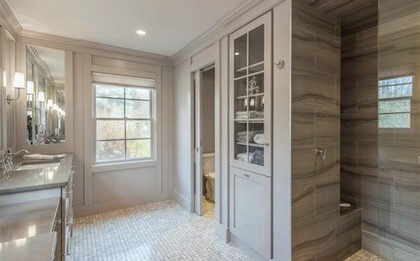 Master Bedroom Bathroom Suite Remodel in New Jersey