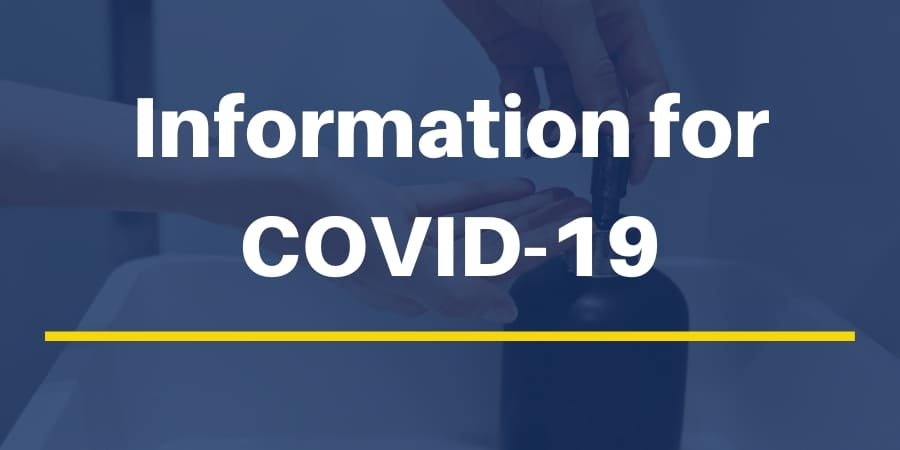 Information for Building & Remodeling During COVID-19