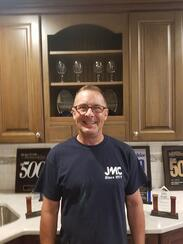 Mike Cook, Kitchen and Bath Mechanic