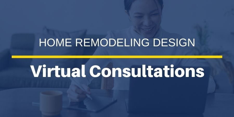 Virtual Consultations Available for Your New Jersey Home Remodeling Project | JMC Home Improvement Specialists