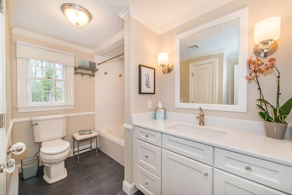 5x8 Bathroom Remodel in New Jersey
