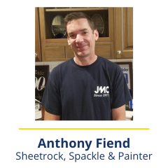 Anthony Fiend | Meet Our Team - JMC Home Improvement Specialists