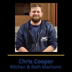 Chris Cooper | Meet Our Team - JMC Home Improvement Specialists