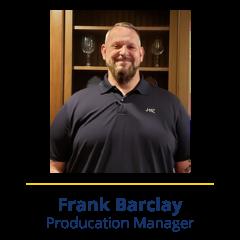 Frank Barclay | Meet Our Team - JMC Home Improvement Specialists