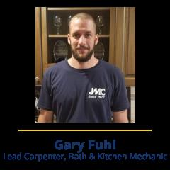 Gary Ruhl | Meet Our Team - JMC Home Improvement Specialists