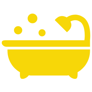 Greater Comfort Bathtub Icon