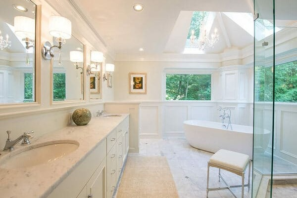 Award Winning Luxury Master Bathroom Remodel in New Jersey Ernsting-Bath-1