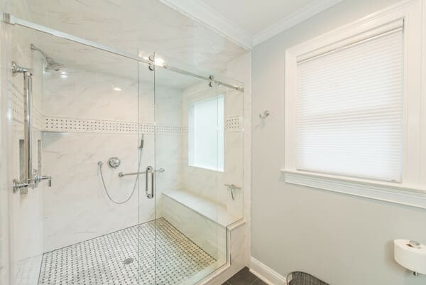 Marble Tiled Master Bathroom Remodel in New Jersey 17E-Link-AFTER