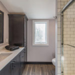 New Jersey Industrial Bathroom Remodel