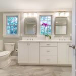 New Jersey White Bathroom