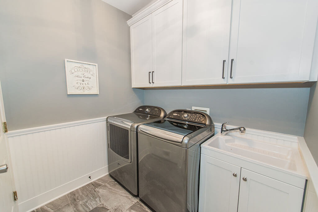Florham Park Kitchen_Laundry Room Remodel