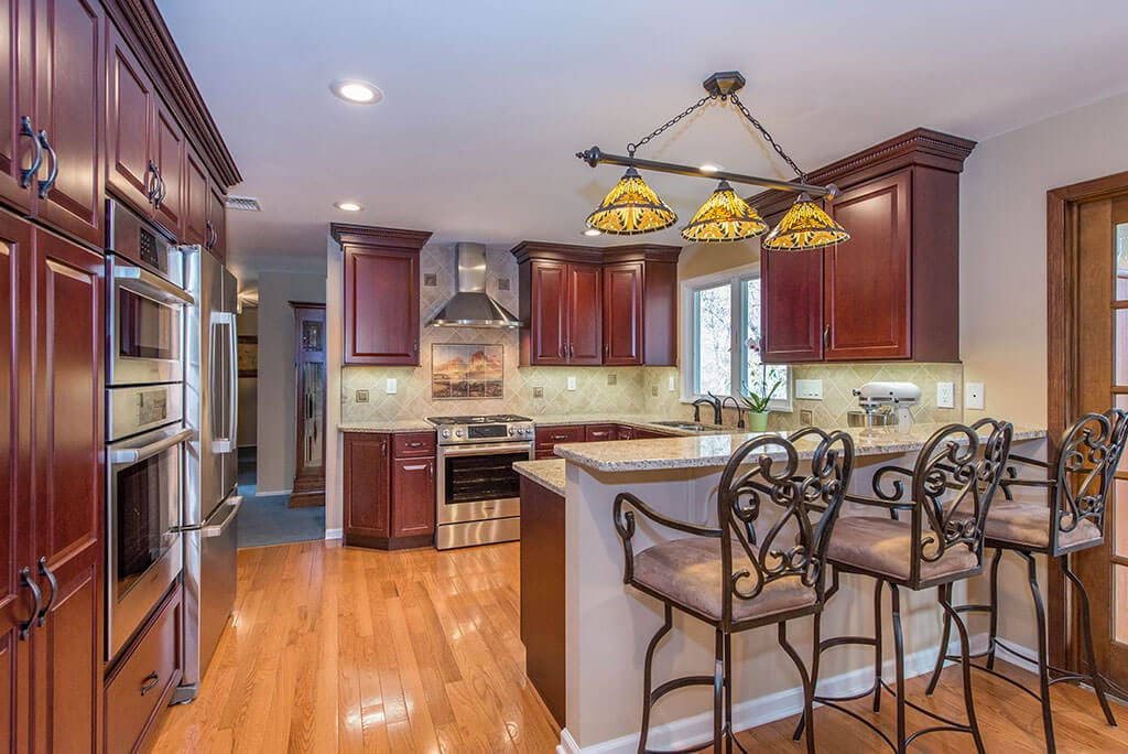 Morris Plains Kitchen Remodel