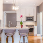 New Jersey Contemporary Kitchen Remodel