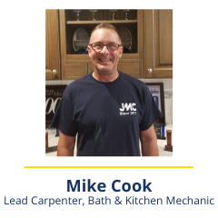 Mike Cook | Meet Our Team - JMC Home Improvement Specialists