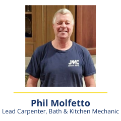 Phil Molfetto | Meet Our Team - JMC Home Improvement Specialists